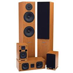 home stereo systems reviews fluance high definition surround sound home theater
