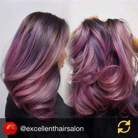 metallic hair color trending new hair color strawberry like how this is