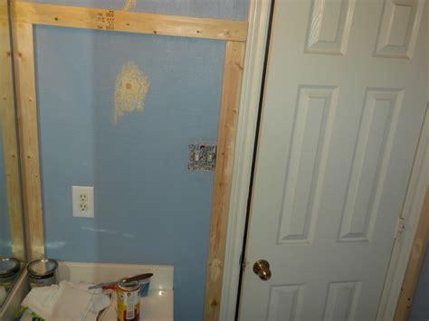 Ideas For A Bathroom Makeover Small Bathroom Makeover Home Decorating Ideas
