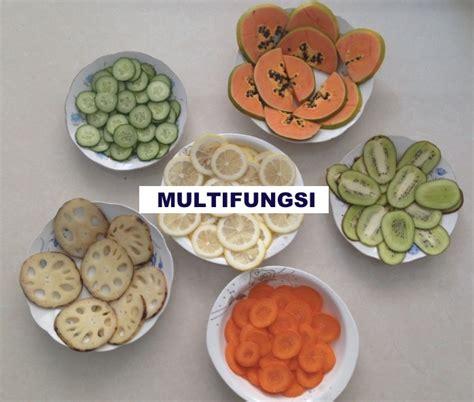 Mesin Perajang Rumput Manual perajang manual multifungsi kentang singkong dan sayuran