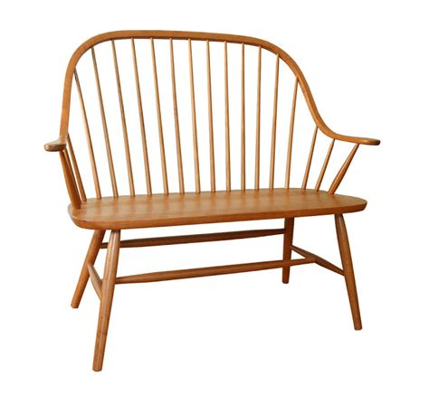 shaker settee all about windsor chairs dayka robinson designs