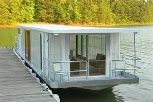 Build A House Online a houseboat for urban living boatus magazine