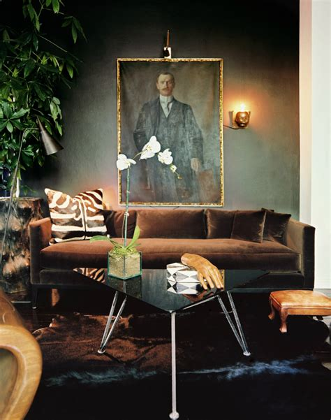 manly colours living room with dark dramatic walls 30 ideas decor advisor
