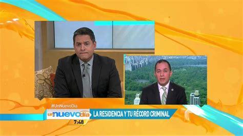 Como Obtener Un Record Criminal En Mexico 191 Puede Un Indocumentado Con R 233 Cord Criminal Obtener La Residencia Permanente
