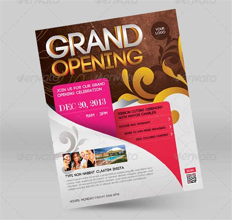 opening soon flyer template opening soon flyer template stackerx info