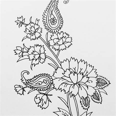 draw doodle flower forty weeks crafts diy illustrations and doodles
