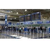 Athens International Airport Check In Desksjpg