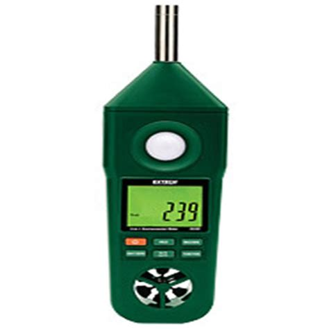 Extech En300 5 In 1 Environment Meters Humidity Tempera Murah extech en300 5 in 1 environmental meter infinity hvac spares tools pvt ltd