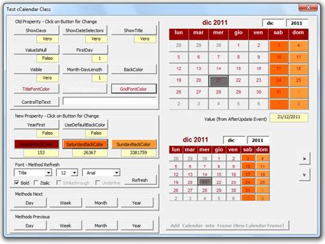 layout event vba calendar control for all office versions including