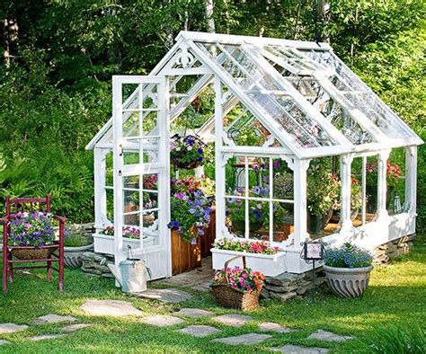 25 best ideas about greenhouses on backyard