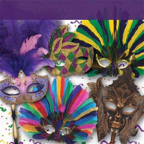 Cheap Mardi Gras Decorations by Mardi Gras Supplies Decorations Ideas