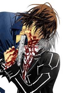 Vampire knight yaoi zero x kaname sensual feeding more