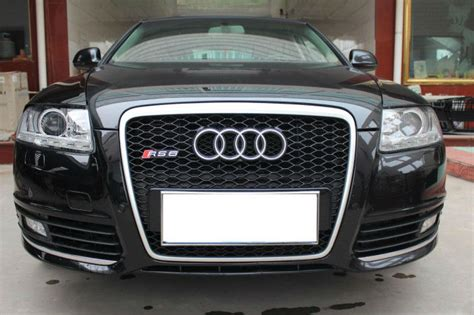 Audi A6 C6 Front Grill by Grille For Audi A6 C6 Rs6 Car Grille Guard For Audi Q5