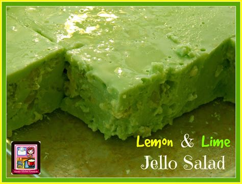 Lime Pineapple Cottage Cheese Jello Salad by Kandy S Kitchen Kreations Lemon Lime Jello Salad