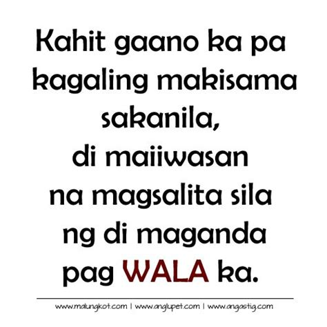 pinoy bitter quotes and tagalog bitter love quotes boy banat patama di maiiwasan bitter quotes mga patama quotes