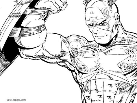 america coloring pages free printable captain america coloring pages for