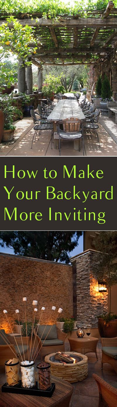 How To Make Your Backyard Beautiful by 10 Ways To Make Your Backyard More Inviting Bless Weeds
