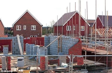 who builds houses house building plummets to lowest level since records