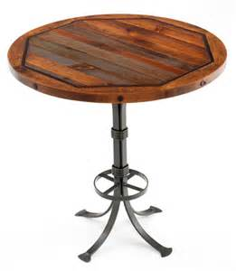 Rustic Bar Table Urdezign Lugar Product Categories Rustic Pub Tables