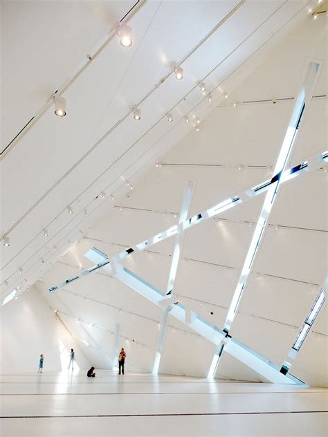 Royal Ontario Museum Interior by B H Architects Global Architectural Interior Landscape
