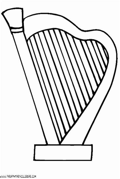 imagenes de instrumentos musicales faciles de dibujar dibujos instrumentos musicales 024