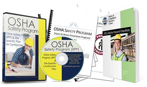 osha construction safety program free cal osh iipp