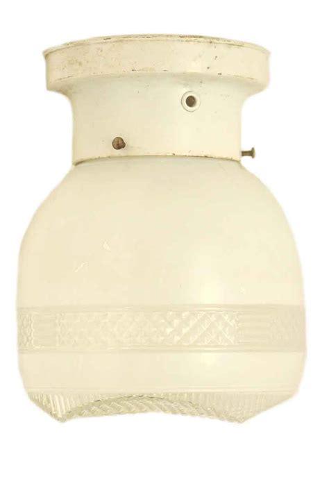1950 s kitchen light fixtures 1950s kitchen or bathroom glass light fixture olde