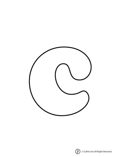 bubble letter c coloring page lowercase bubble letter c woo jr kids activities