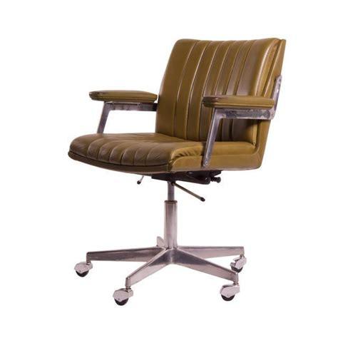 schreibtischstuhl vintage vintage girsberger desk chair ztijl