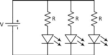 resistors for leds in parallel parallel leds one resistor 28 images current limiting resistor calculator for leds leds