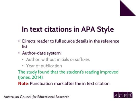 apa reference book editions apa 6th edition referencing part 1 in text citation