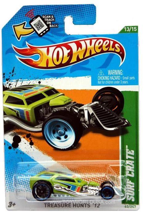 Hotwheels Traesure Hunts Cur 2012 wheels treasure hunt 63 surf crate ebay