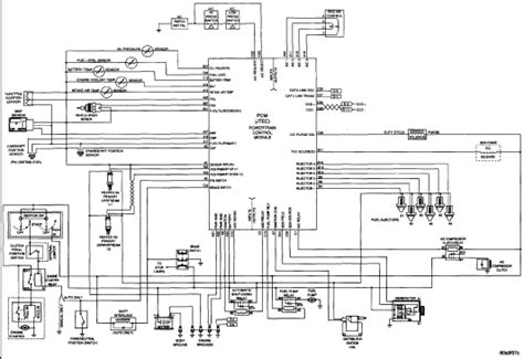 wiring diagram 1997 jeep wrangler wiring free engine