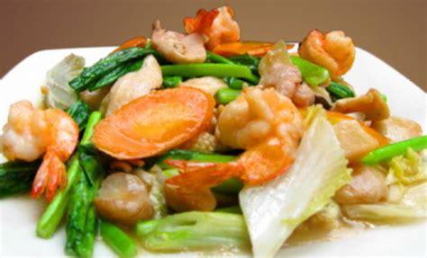 cara membuat capcay ndeso 3 cara sederhana membuat resep capcay goreng ayam seafood enak