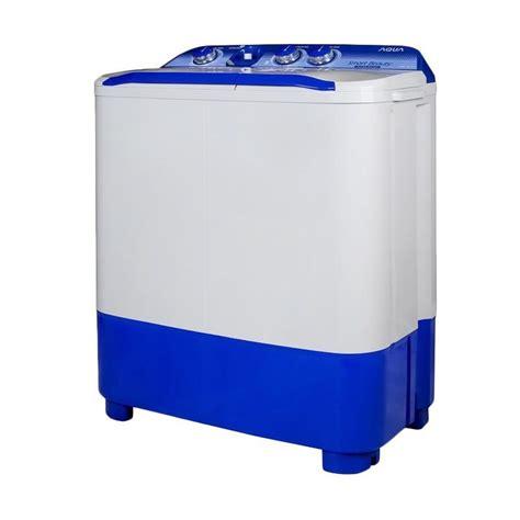 jual aqua qw 780xt b mesin cuci 2 tabung harga