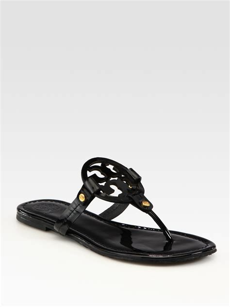 black miller sandal authentic burch miller sandal black patent size