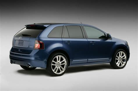 2009 ford edge sport chicago 2008 preview 2009 ford edge sport unveiled the