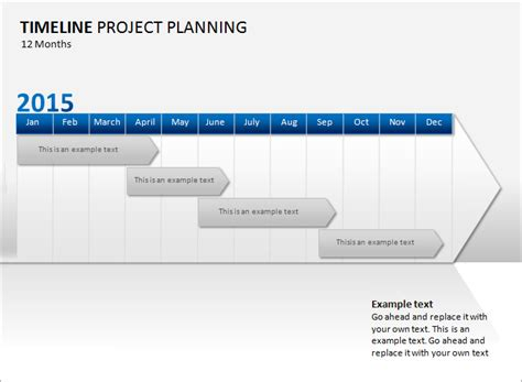 powerpoint project template project timeline template powerpoint project timeline