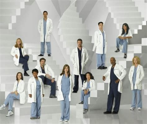 The Of Greys by Grey S Anatomy Season 5 Cast Tv Fanatic