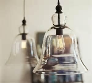 pottery barn pendant lights pottery barn rustic glass pendant lights pair 268 great