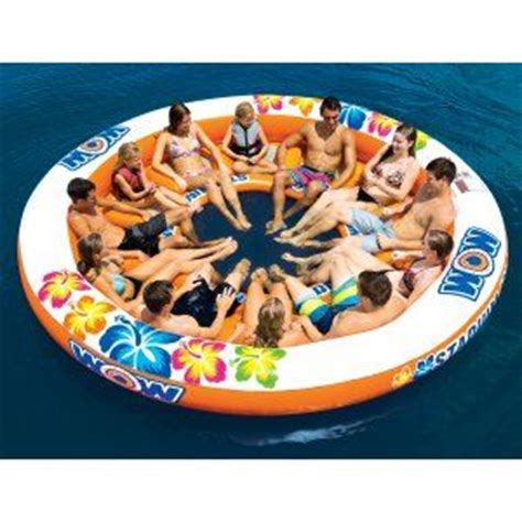 party boat yarrawonga best 25 inflatable island ideas on pinterest awesome