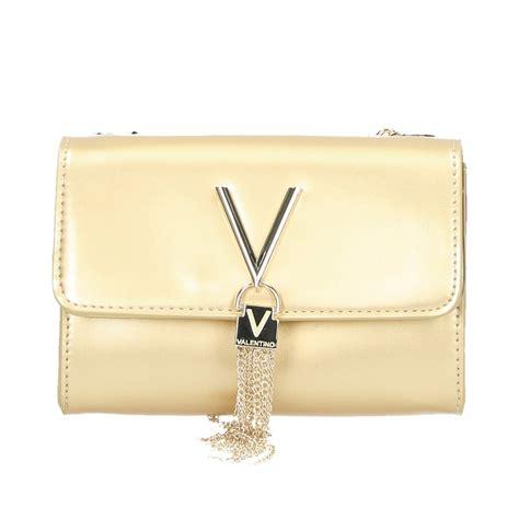Valentino Tas valentino tassen schoudertassen goud