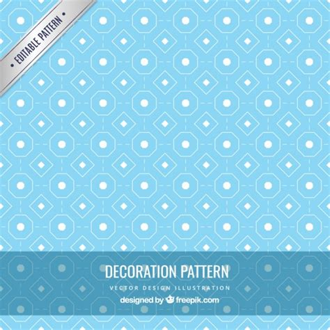 new year pattern ai retro decoration pattern vector free