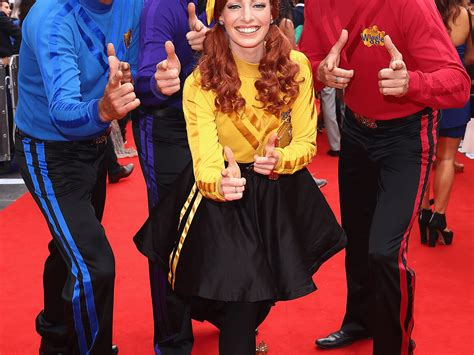 why the wiggles couple hid their relationship quot we wanted to put the wiggles first quot lachy emma on