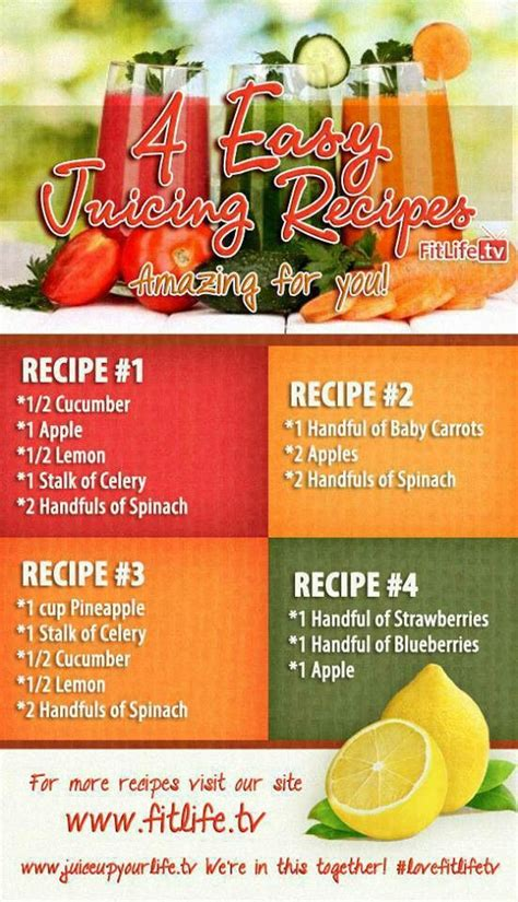 Simple Juicing Recipes For Weight Loss And Detox by 100 Simple Juice Recipes On Juice Cleanse