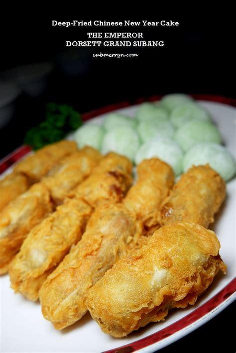 fried new year cake recipe the emperor dorsett grand subang s new year menu