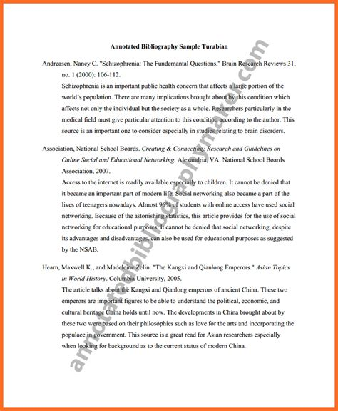 apa annotated bibliography template apa bibliography format soap format
