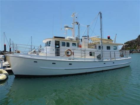 boat sales yeppoon swains reef charter fishing vessel for sale