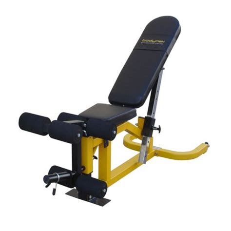 leg extension bench buy bodymax cf510 elite utility flat incline decline bench