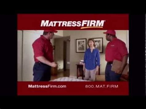 Mattress Commercial Song by Mattress Firm Quot Replace Every 8 Quot Commercial Song